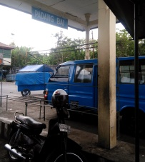 Station de Bémo de Batibulan