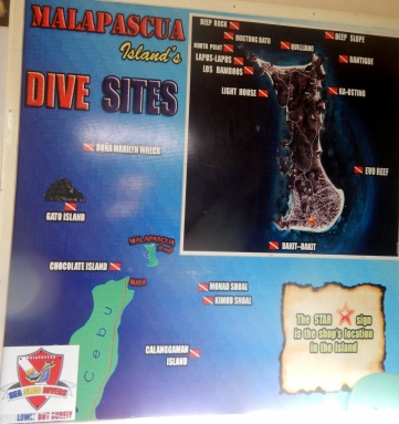 Malapascua Dive sites