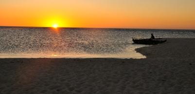 camiguin white island sunset