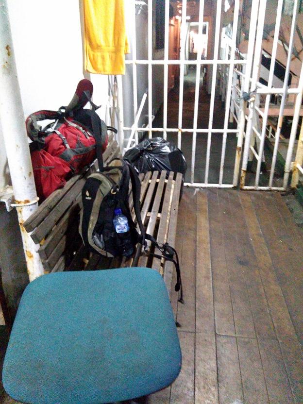 Leuser ferry backpack