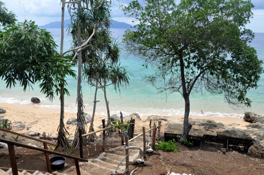 mata bambu view