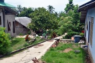 pulau hata village
