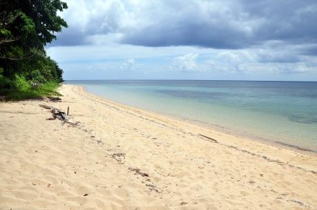 pulau hatta beach banda