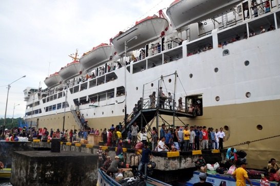 Pelni Tidar Maluku