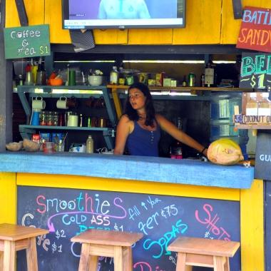 Camping la y griega bar
